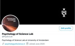You can now find us on Twitter!